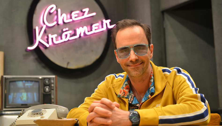 Kurt Krömer in Chez Krömer